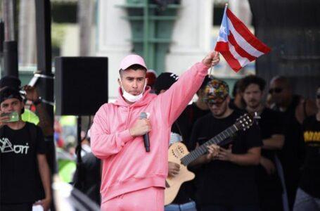 Bad Bunny: Gobierno de Puerto Rico «hay que sacarlo de raíz y para siempre»