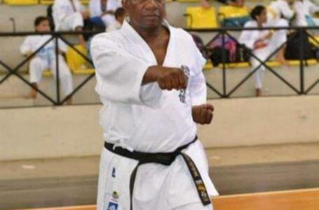 Fallece el veterano entrenador de karate Alberto Soriano