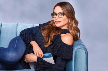 Sofía Vergara lanza su propia línea de gafas «para no parecer mayor»