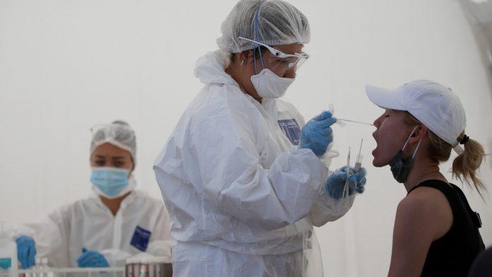 La OMS alerta que la pandemia de coronavirus sigue acelerándose