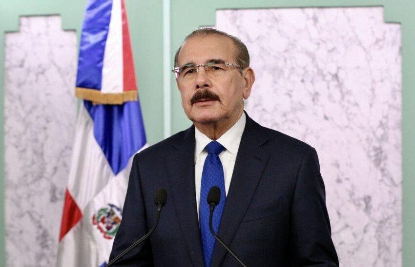 Danilo Medina decreta estado de emergencia por 45 días por coronavirus