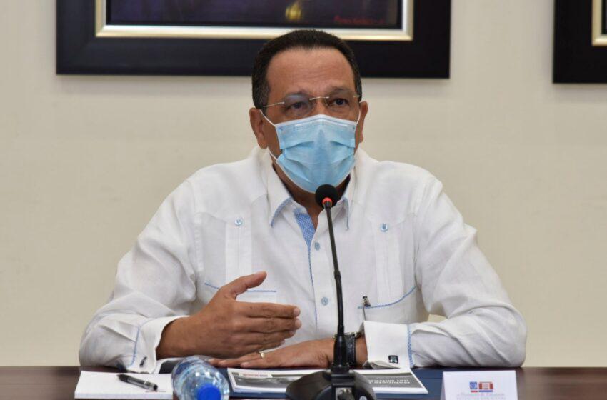 Ministro de Educación informa solo espera comisión de transición de las nuevas autoridades para concluir protocolo de inicio año escolar