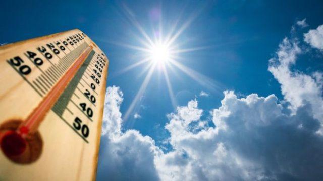 Permanecerá un ambiente caluroso y de pocas lluvias