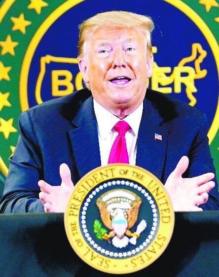 Trump vuelve acusar a China por virus; EU suma 140,000 muertos