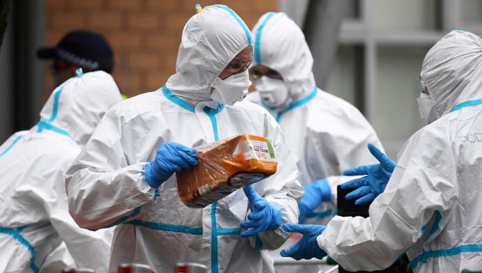 OMS asegura que el brote de covid-19 se está acelerando y todavía no se ha alcanzado el pico de la pandemia