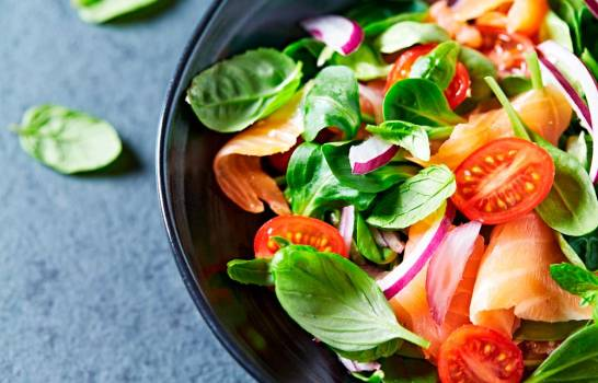 5 ensaladas para refrescarte en verano