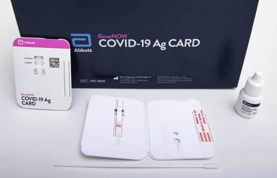 EEUU autoriza nueva prueba para COVID-19 que cuesta cinco dólares
