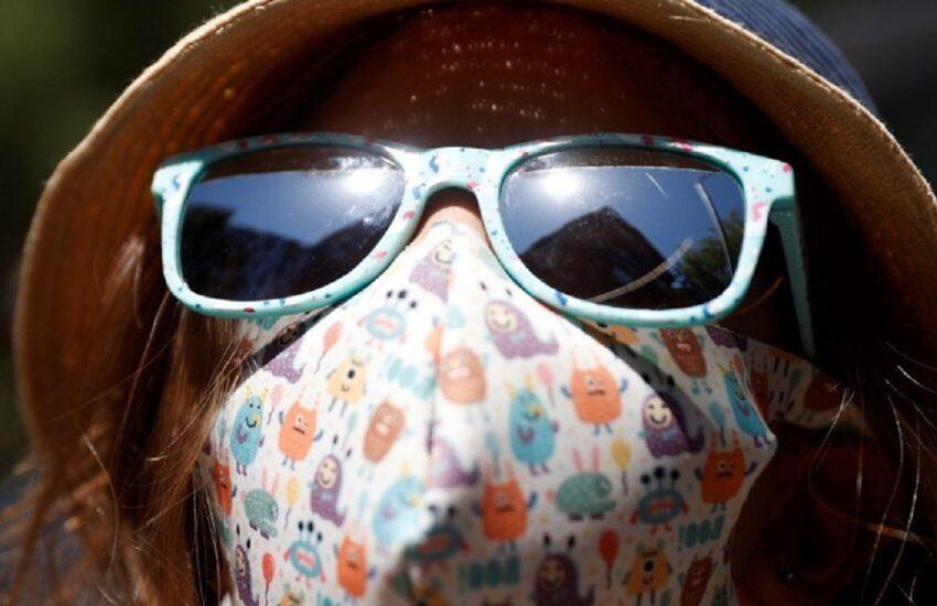 Un estudio avala la eficacia de las mascarillas de tela para frenar pandemia