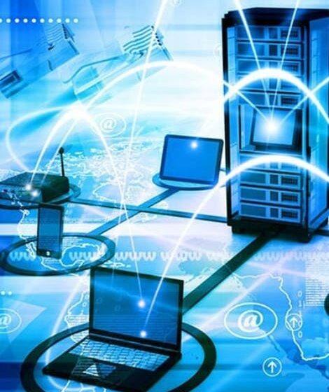 Interrupciones en la red informática