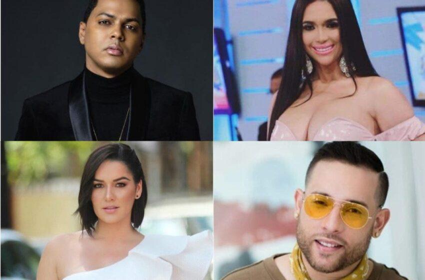 Controversia: El lío entre Amelia Alcántara, Alofoke, Mark B y Tueska