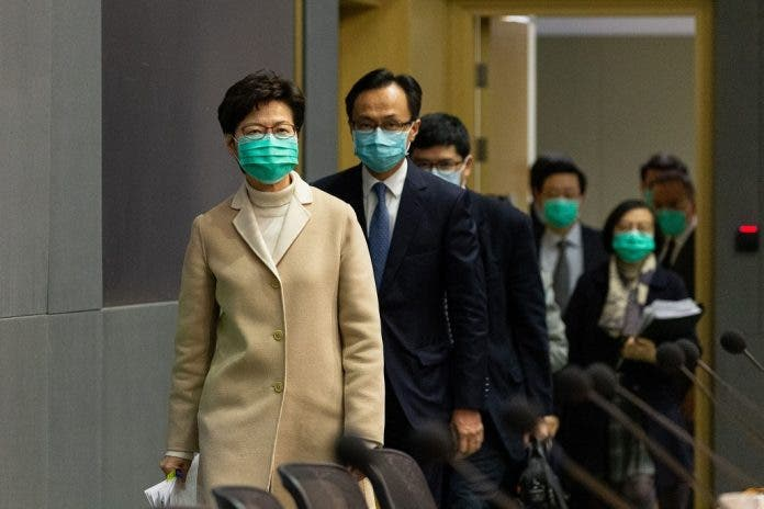 China, OMS negocian para rastrear origen del coronavirus