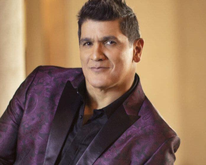 Eddy Herrera celebra sus dos nominaciones a los Latino Show Music Awards