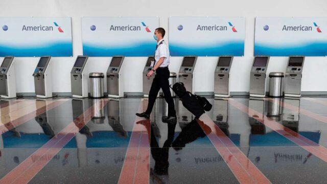American Airlines eliminará 19,000 empleos a partir de octubre