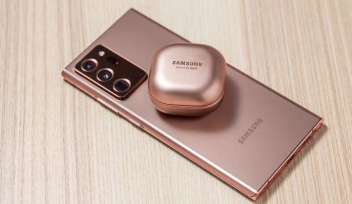 Samsung con cinco nuevos dispositivos