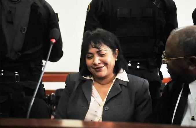 Marlin Martínez queda en libertad