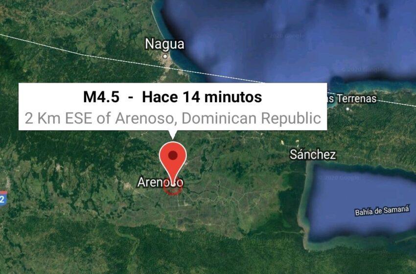 Temblor de tierra se registra en República Dominicana, ¿lo sintió?