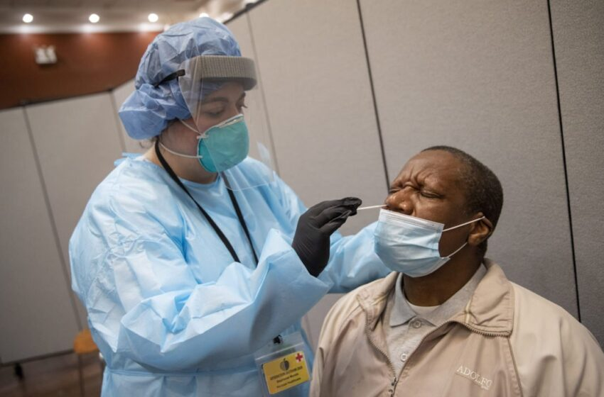 Coronavirus RD: 14 muertes y 693 casos positivos notificados en últimas horas