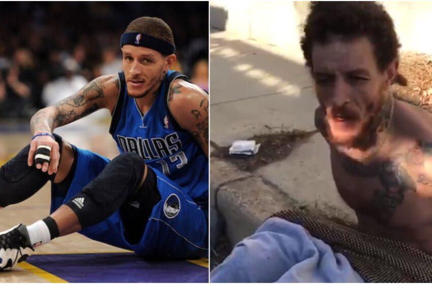 Delonte West, exjugador de la NBA que vivía en la calle recibe ayuda