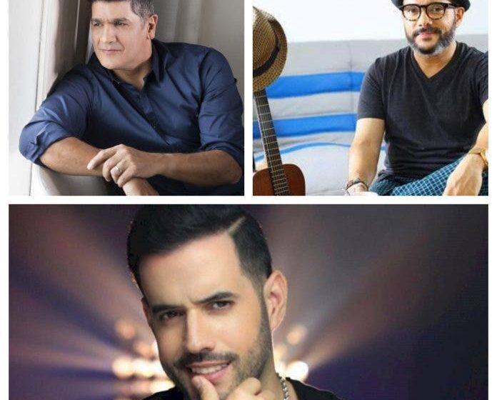 Eddy Herrera, Pavel Núñez y Manny Cruz: nominados a los Latin Grammy