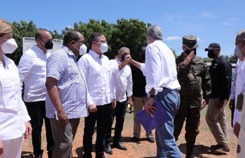Abinader ordena reforzar seguridad fronteriza por clima de violencia en Haití