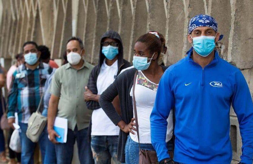 República Dominicana suma 475 nuevos contagios y 11 defunciones más por COVID