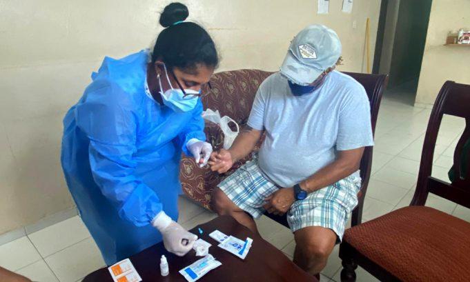 596 nuevos contagiados de coronavirus en el país; suman 106,732 los infectados
