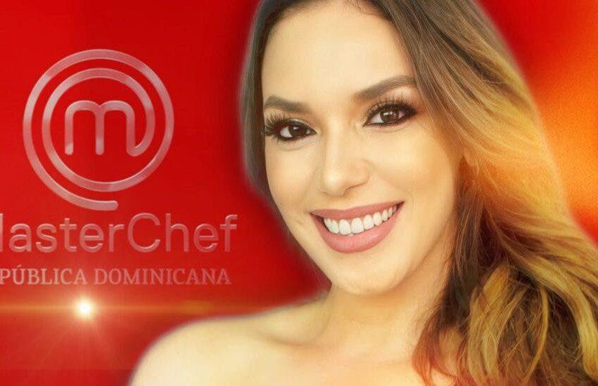 Hony Estrella regresa a MasterChef República Dominicana como presentadora