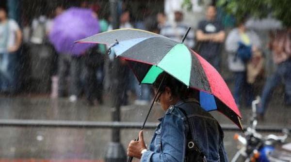 Onamet: lluvias disminuirán en mayor parte del territorio nacional
