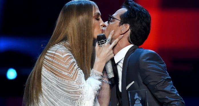 Jennifer López se casó con Marc Anthony por despecho