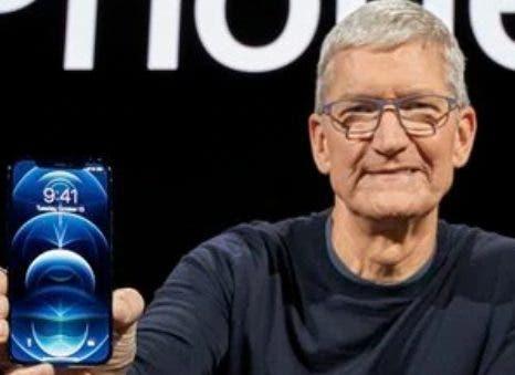 La Apple se sube al barco del 5G