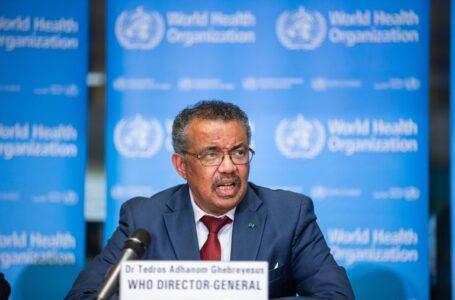 """La Unión Europea pidió una """"reforma profunda"""" de la Organización Mundial de la Salud"""