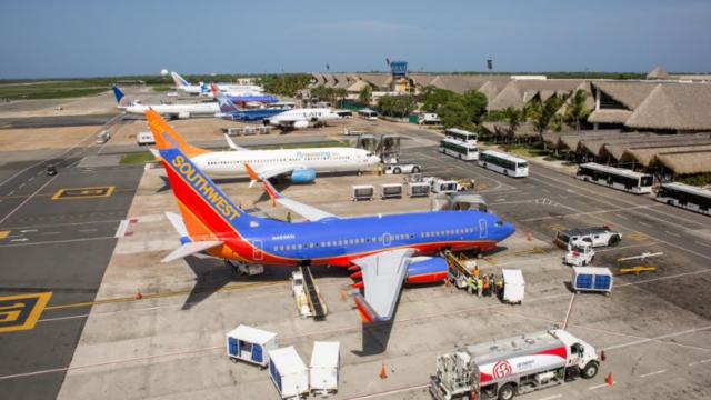 Aeropuerto de Punta Cana tiene 92 vuelos programados para noviembre