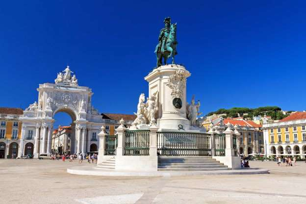 Las plazas más bonitas y famosas del mundo
