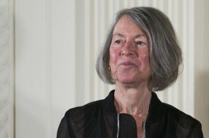 La poetisa estadounidense Louise Glück gana el Nobel de literatura