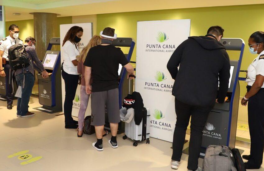 Aeropuerto de Punta Cana informa instala moderno y ágil control migratorio automatizado