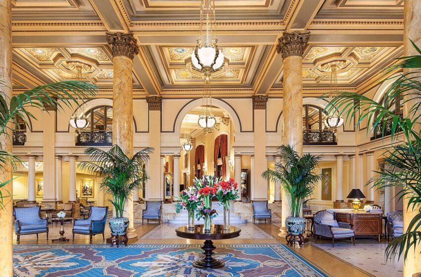 Los mejores hoteles del mundo, según la prestigiosa revista de viajes Condé Nast Traveler