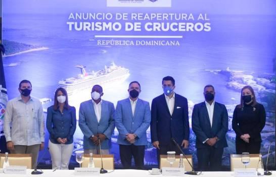 República Dominicana levanta las restricciones a los cruceros desde el 1 de noviembre