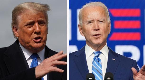 Qué pasaría si Joe Biden gana las elecciones y Trump no reconoce la derrota