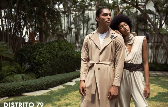 Así es 'La joya, la bella', la nueva colección de Distrito 79