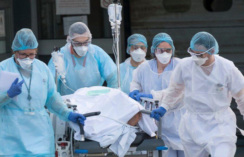 Se disparan muertes por COVID-19 en Europa; Francia e Italia superan 50 mil