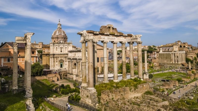 «Es un momento alarmante»: el experto que compara la situación de EE.UU. con la crisis y caída de la República romana