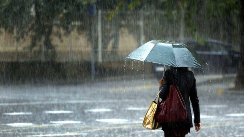 Meteorología prevé lluvias débiles para esta tarde