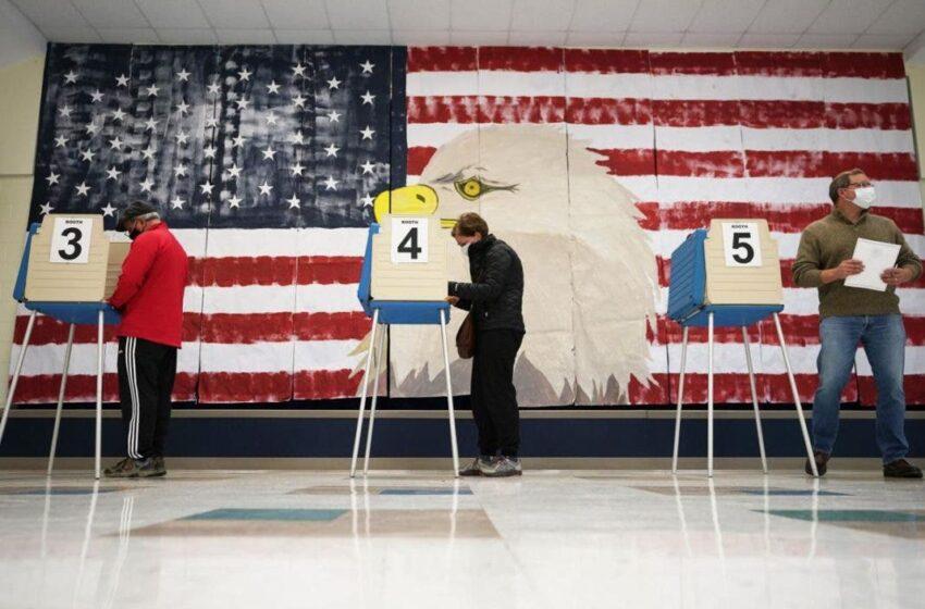 Estados Unidos se despertaba el miércoles sin un ganador en las elecciones presidenciales