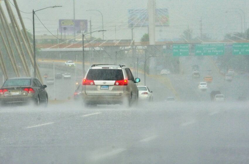 Siguen las lluvias y se mantienen alertas sobre 17 provincias