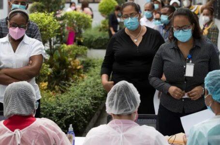 Reportan 855 nuevos contagios Covid y 7 defunciones en República  Dominicana