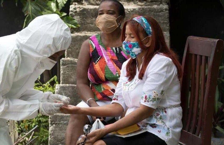 República Dominicana agrega 528 contagios y 2 muertes por coronavirus