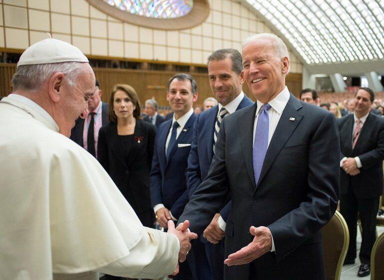 El papa Francisco habló con Joe Biden para felicitarlo por su victoria en las elecciones de EEUU
