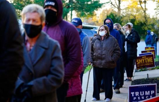 Pese al COVID-19, EEUU espera una gran participación de votantes