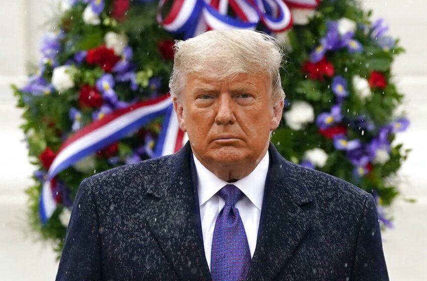 Trump reconoce el triunfo de Biden, pero insiste en que hubo fraude