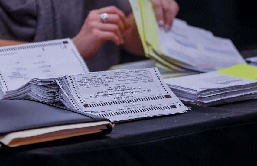 El estado de Georgia anuncia que hará un recuento de votos